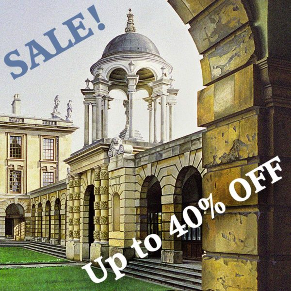 SALE- UP TO 40% OFF PRINTS - The Queen's College, Oxford
