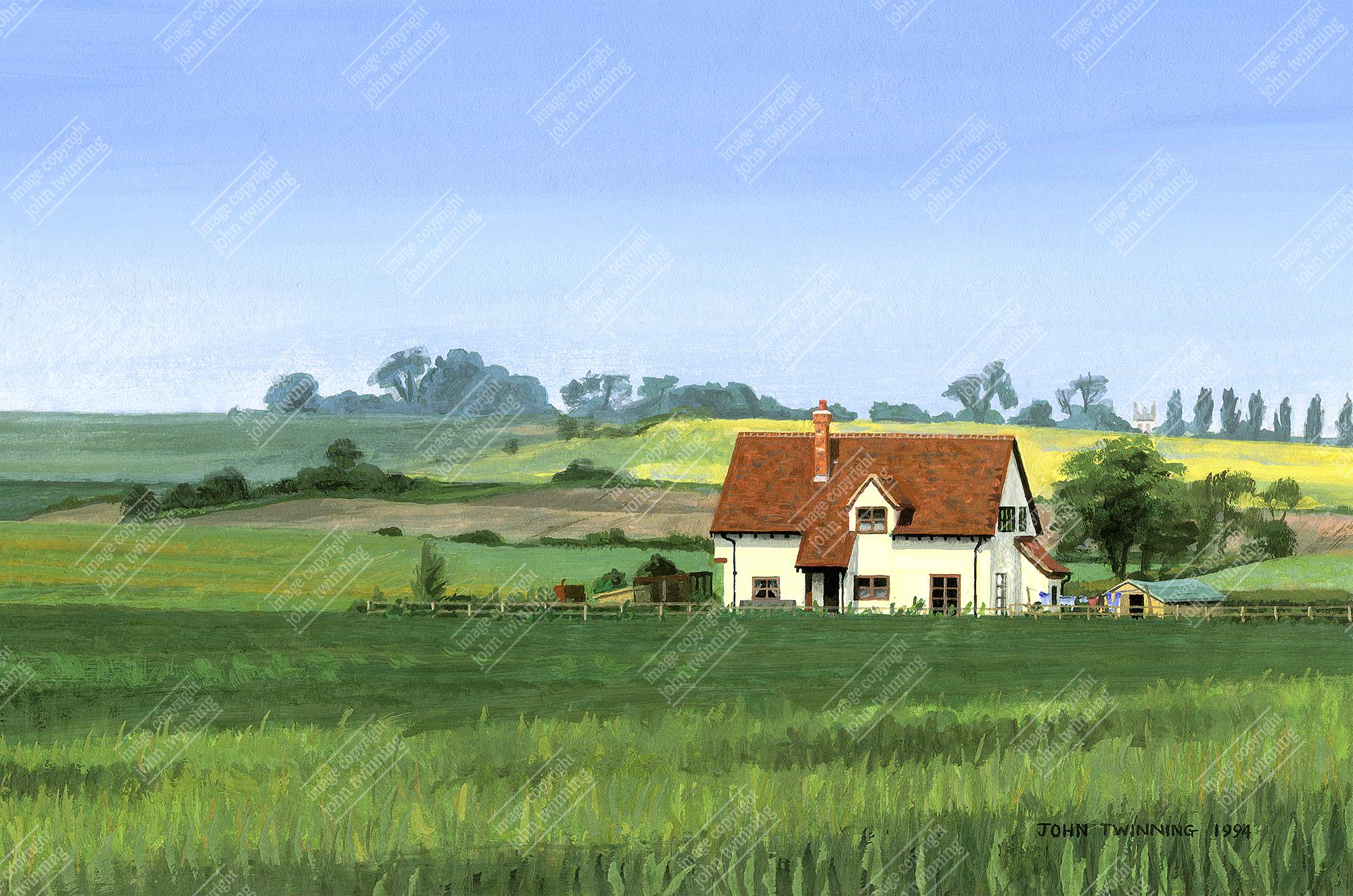 Farmhouse near Titchmarsh