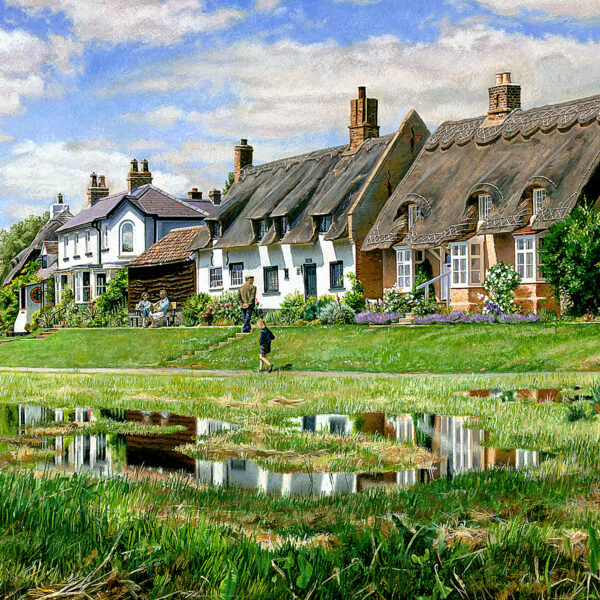 Scenic landscapes and townscapes